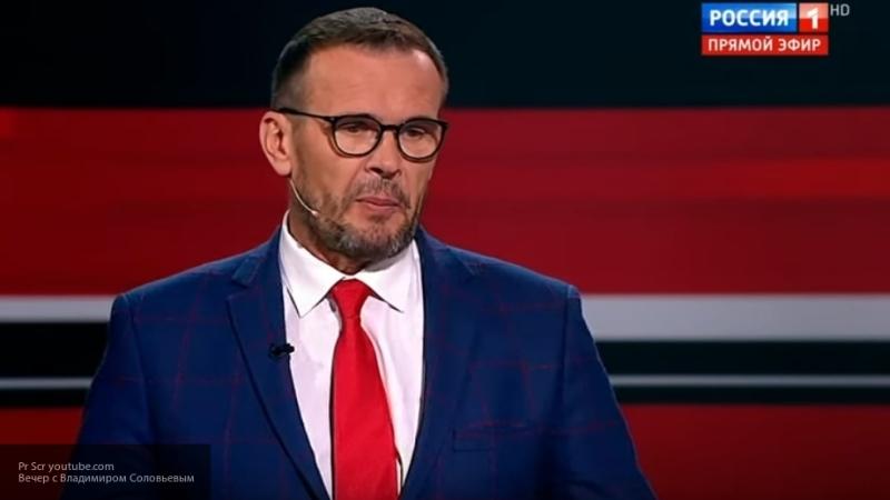 Украинец Вакаров осудил действия Зеленского в отношении матери Олеся Бузины