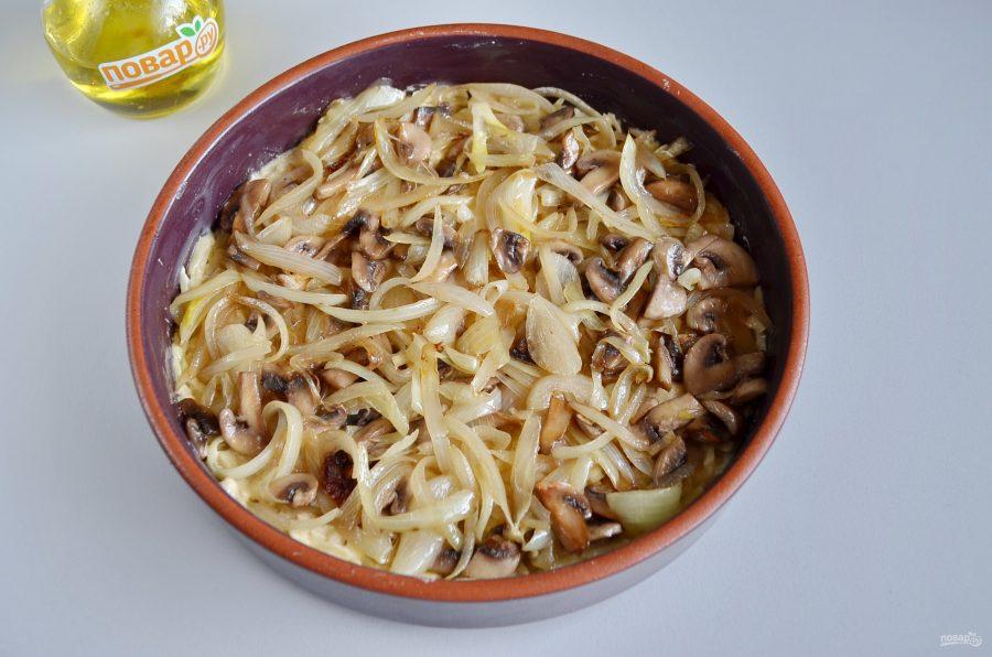 Приготовление постной картофельной запеканки