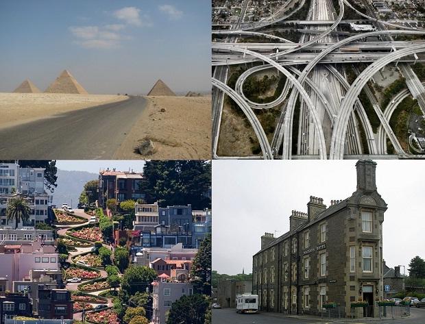 10 уникальных улиц и дорог мира