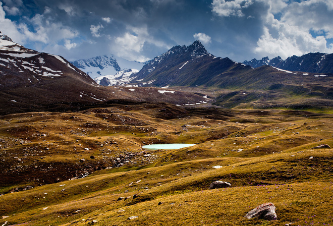 Путешествие в Киргизию - звезды, горы, природа