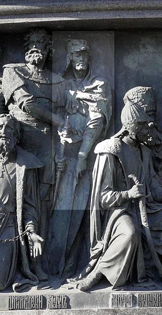 Великий князь литовский Кейстут