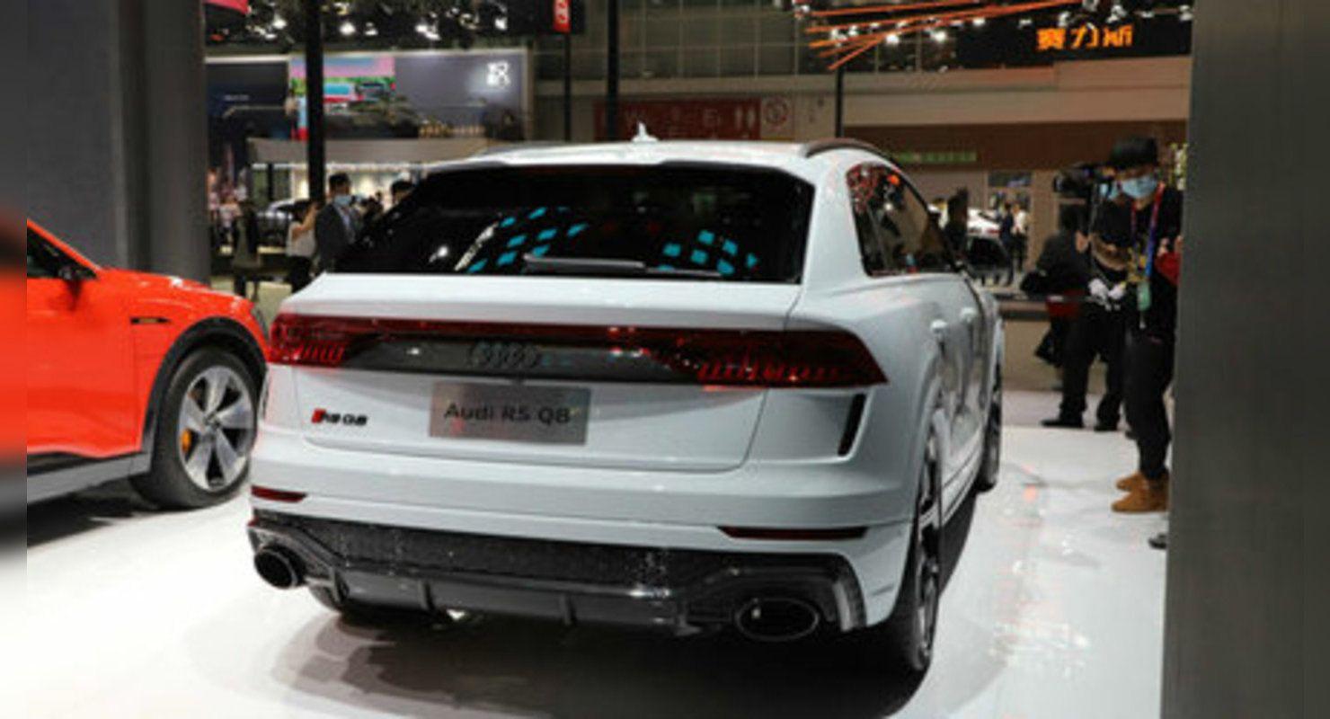Стала известна цена на новый «заряженный» кроссовер Audi RS Q8 Автомобили