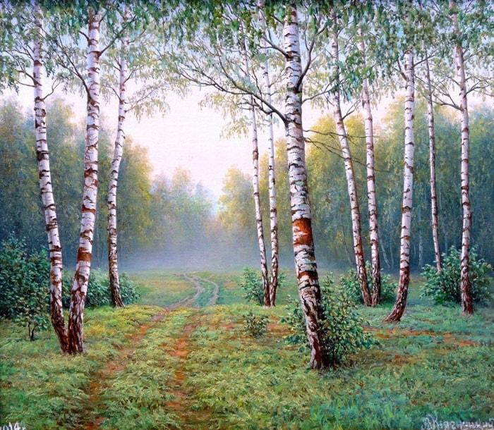Туман. Автор: Владимир Княгницкий.