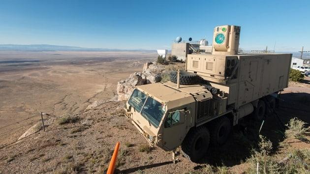 Американский лазер выстрел меньше доллара успешно испытан