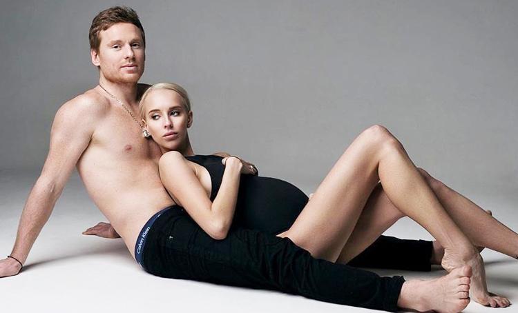 Гимнастка Яна Кудрявцева и хоккеист Дмитрий Кугрышев станут родителями во второй раз