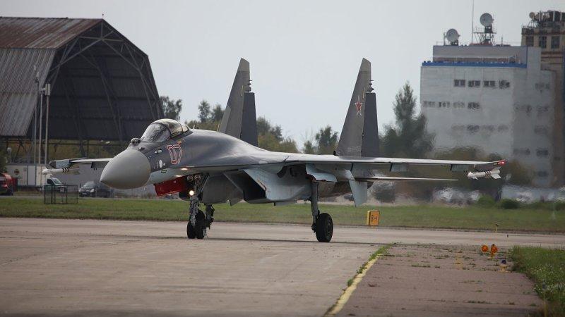 ОАК передала ВКС сотый истребитель Су-35С в рамках гособоронзаказа