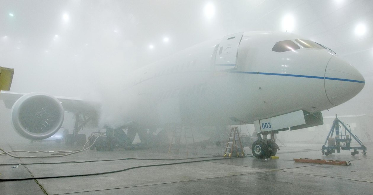 Как тестируют самолеты