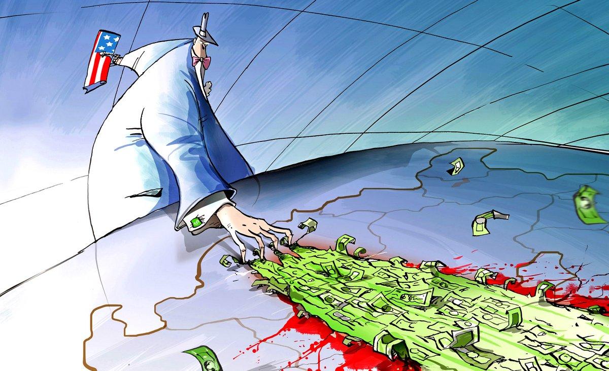 """Иран. Невмешательство """"демократии""""."""