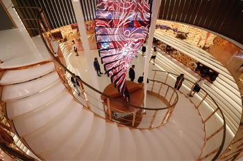 РМК представил стенд «ДНК цивилизации: роль меди в развитии человечества»