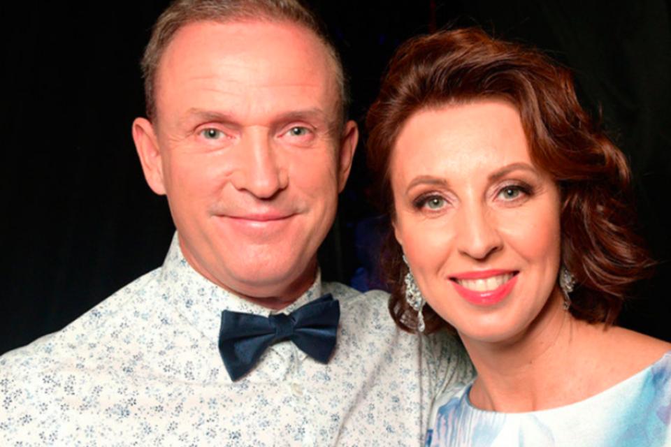 Виктор Рыбин и Наталья Сенчукова страдают от серьезной болезни