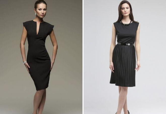 платье на корпоратив для женщин 40 лет
