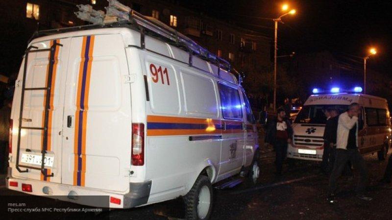 Девять человек отравились угарным газом в Армении в ресторане