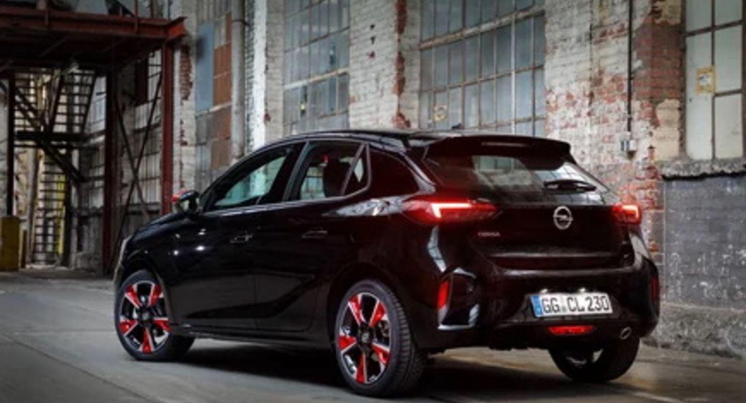 Немецкий Opel Corsa Individual 2021 года получил 99 л.с Автомобили