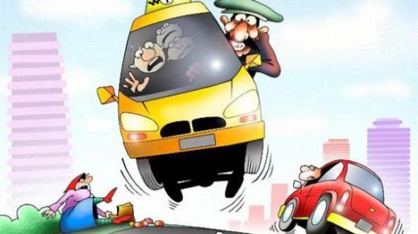 Не выдуманный смешной рассказ водителя маршрутного такси