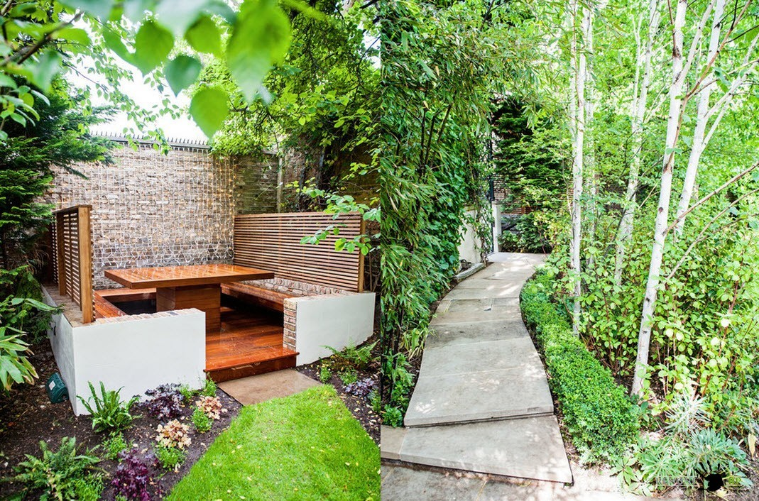 питании обустройство двора в частном доме фото сшить простое летнее