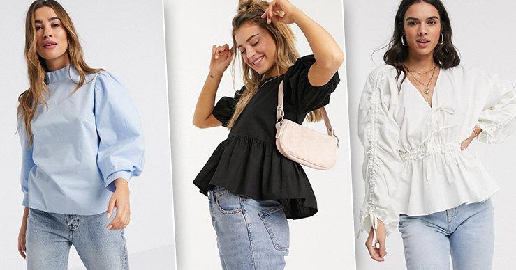 """Картинки по запросу """"Трендовая вещь весны-2020: какую блузку будут носить модницы — бери на заметку!"""""""