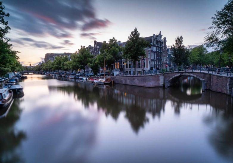 Инопланетные Нидерланды на снимках профессионального фотографа
