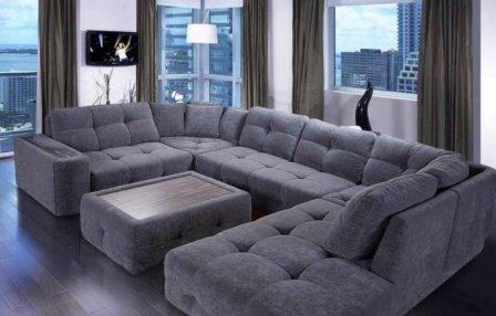 Модульные диваны - современн…