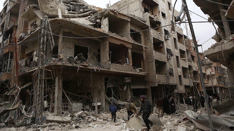 Сирия: боевики не дают людям покинуть Восточную Гуту— Центр примирения РФ
