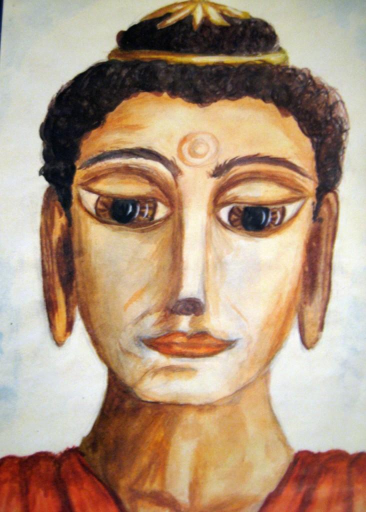 Харати - хранитель золоых пластин Шамбалы