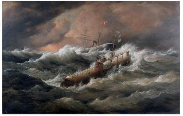 Как транспортировали Иглу Клеопатры из Египта в Лондон Корабль, Транспортировка, Египет, Великобритания, Египетские обелиски, Длиннопост