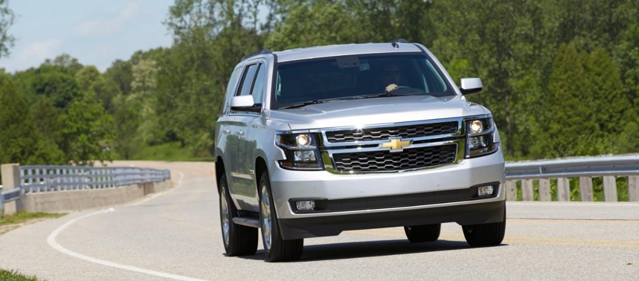 Новый Chevrolet Tahoe уже в России