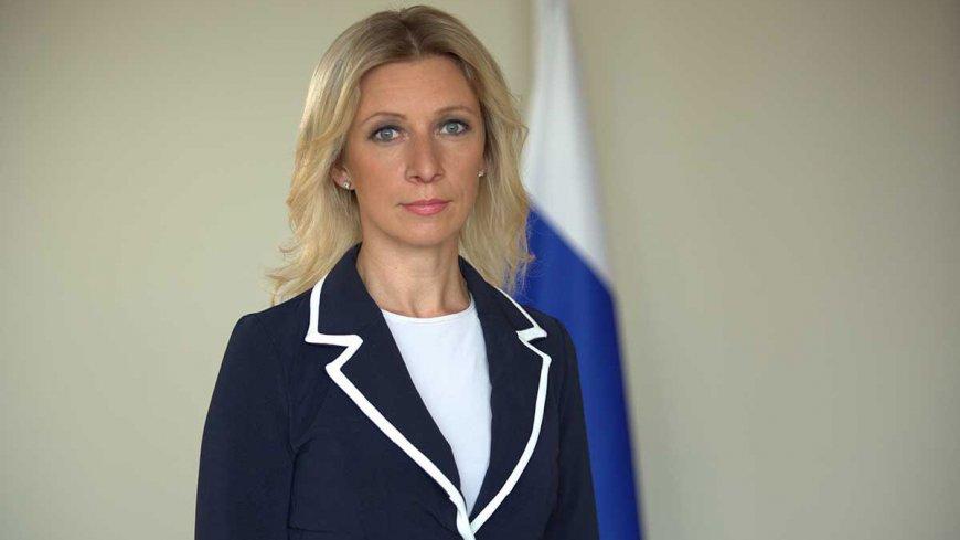 МИД Греции назвал «непониманием сегодняшнего мира» слова возмущенной Марии Захаровой