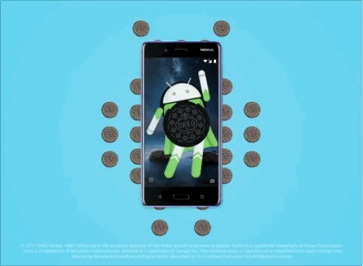 Для Nokia 8 вышла новая прошивка на Android 8