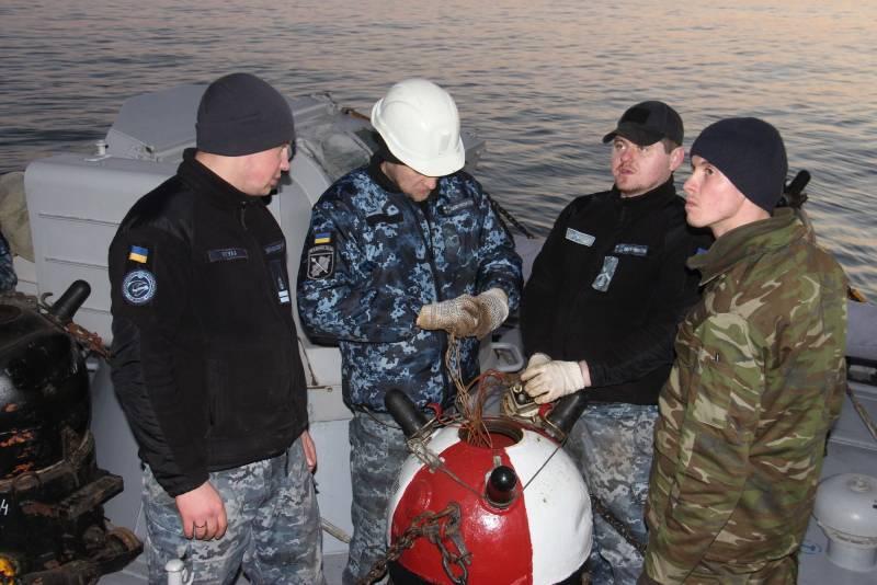 Минирование Азовского моря ВМС Украины – фейк или реальная опасность украина
