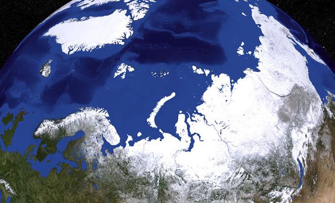 У Земли на самом деле 4 Северных Полюса и физический с магнитным, лишь 2 из них Культура