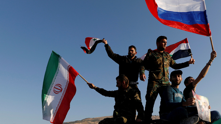 El Mundo: России, Сирии и Ир…