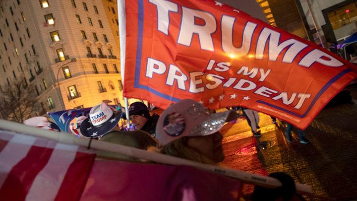 Осада и штурм Капитолия. Трамп и Байден пожинают бурю, посеяв ветер геополитика
