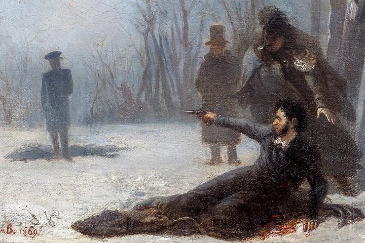 Пушкина сегодня спасли бы после дуэли. А Эдгара По после укуса  летучей мыши - вряд ли