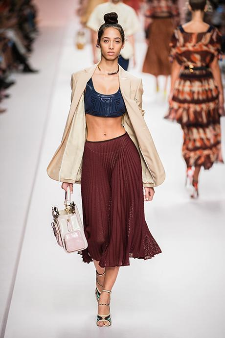 Тренд сезона: юбки плиссе (фото 2)