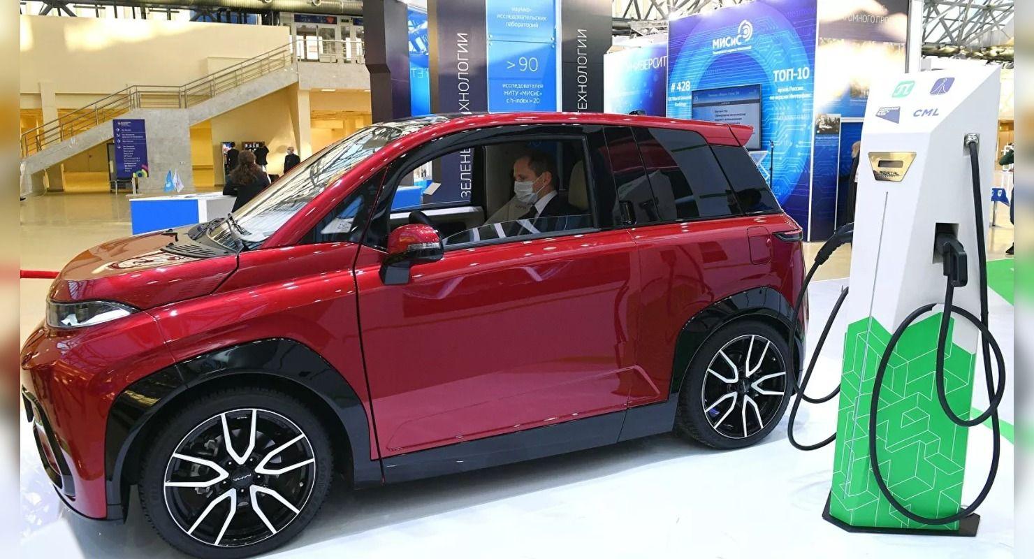Японцы пообещали электромобиль за 220 тысяч рублей Автомобили
