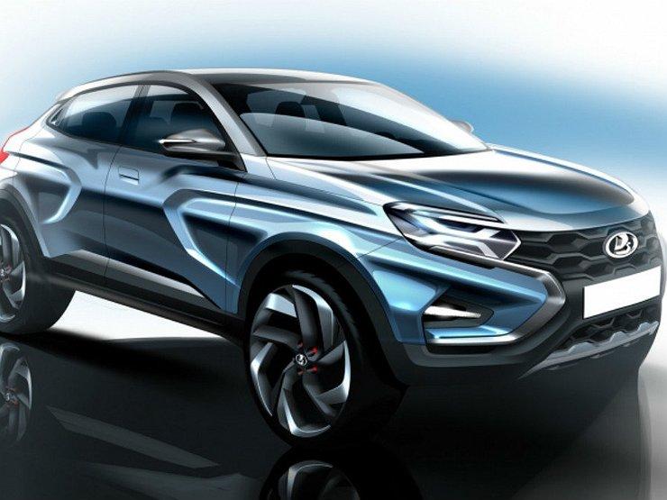 АВТОВАЗ показал свои разработки автомобилей будущего