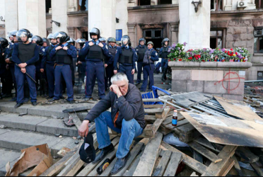 Спецоперация «Киев теряет Одессу». Валентин Филиппов