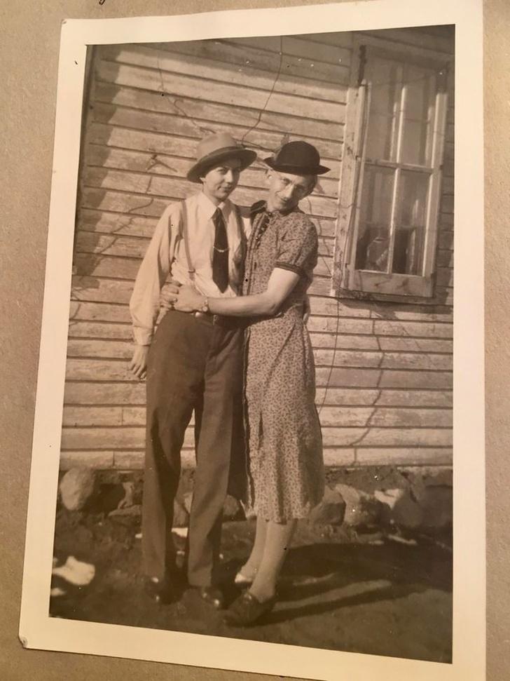 20 фотографий из семейных альбомов, от которых все переворачивается внутри