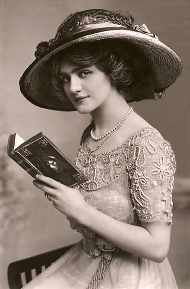 Лили Элси, английская певица и актриса винтаж, женщины, красота, открытки, фото