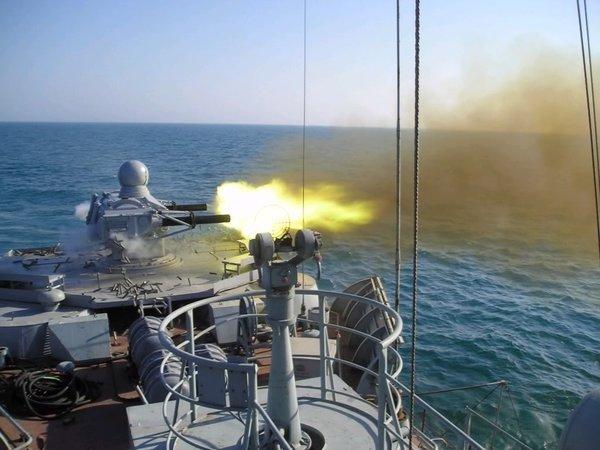 Пираты напали не на тех: Ударный корабль РФ догнал сомалийских пиратов