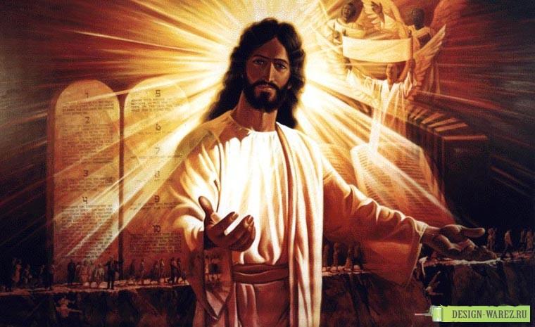 Иисус — Герой, Которому нет равных!