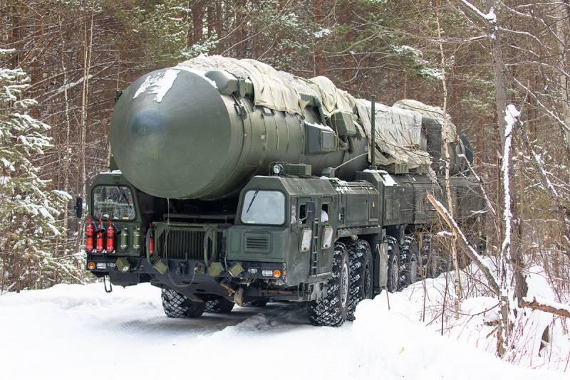 Проект «Кедр». Возможное будущее РВСН оружие