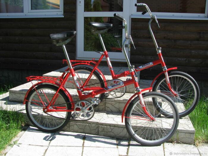 «Семерка» советских велосипедов, каждый из которых способен вызвать прилив ностальгии