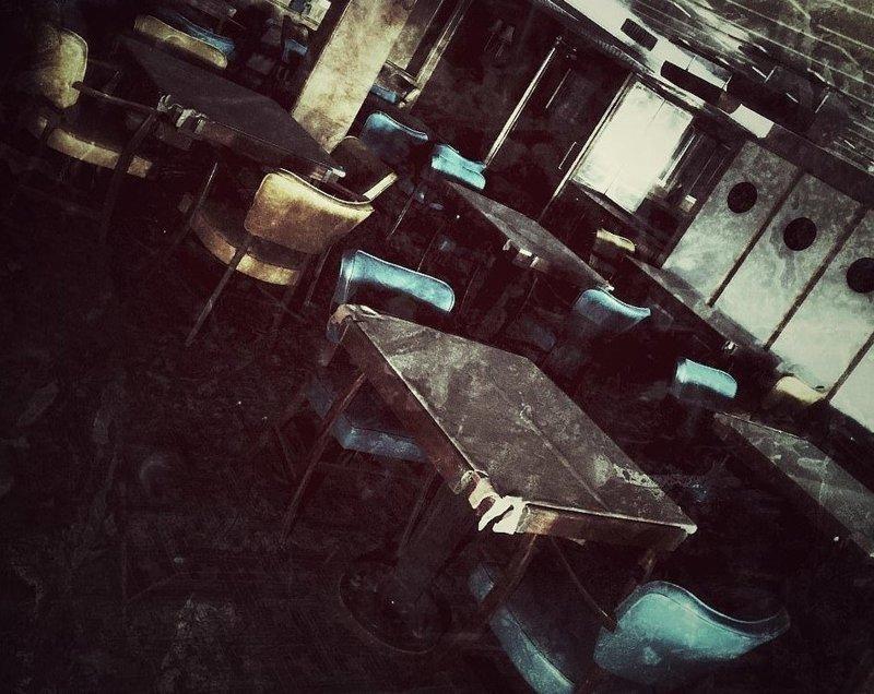 Жуткий заброшенный пассажирский пароход превратился в неожиданную туристическую достопримечательность в мире, достопримечательность, заброшенное, зомби, пароход