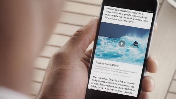 Как отключить автовоспроизведение видеороликов в Facebook на iPhone