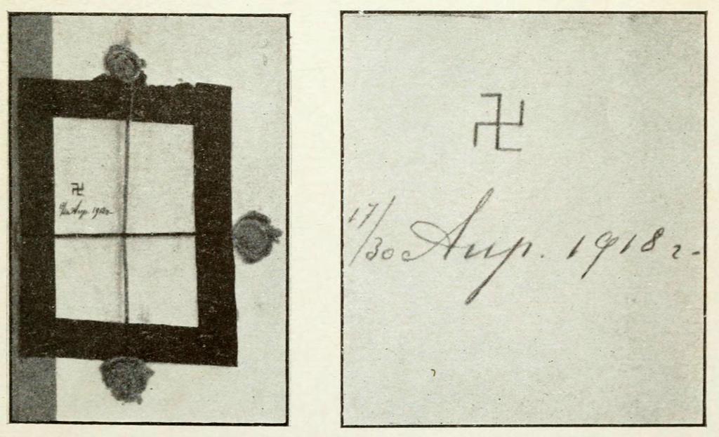 Кровавая надпись. Загадка гибели царской семьи