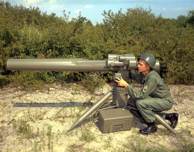 Полвека эволюции ПТРК TOW оружие