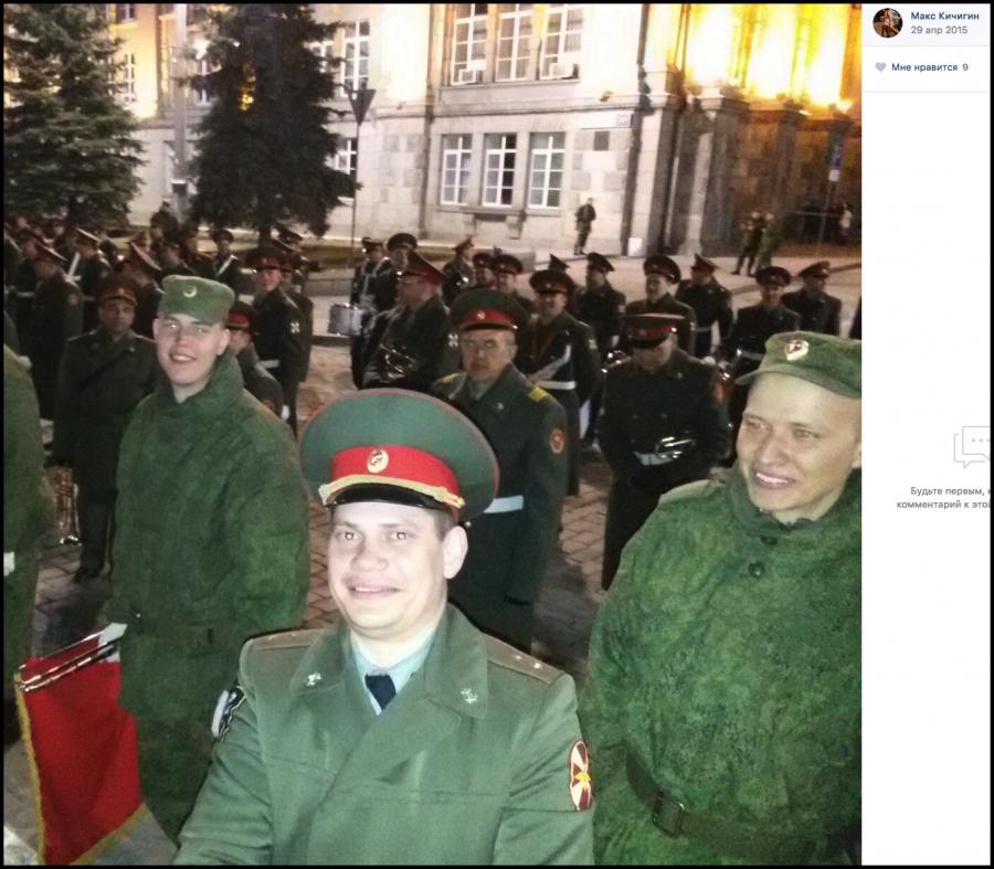 В Екатеринбурге уволен прапорщик Росгвардии. Но непонятно, за массовые беспорядки или теракт?