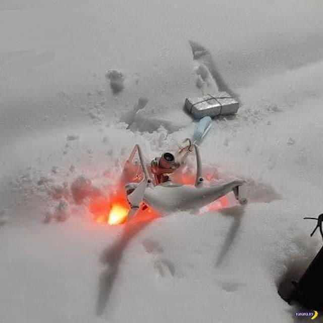 """""""Булыжник"""" – система подавления дронов"""