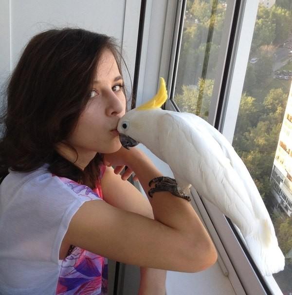 Как я мамой стала в 16 лет дети, мама, птицы